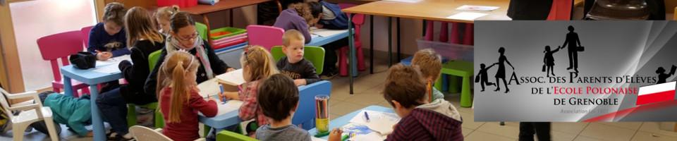 Szkoła Polska w Grenoble - Site de l'école polonaise grenobloise